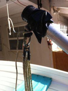 Idea Walker Bay Mast And Boom Modifications