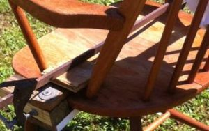 Chair Seat Repair Jig