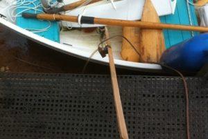 Electric 12 v Bilge Pump on a Stick 2