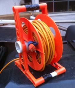 Electrical Extension Reel Widened