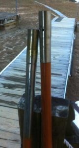 Kayak Paddle Handle Extension