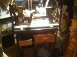 Lathe Workstation