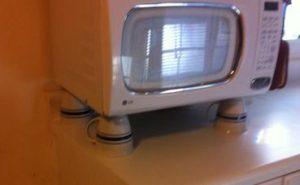 Microwave Stilts