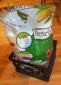 Pet Food Bag Support