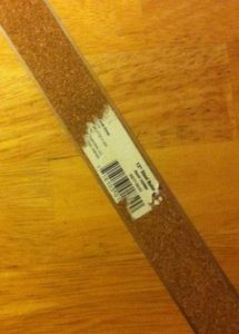 Price Tag Not On Cork