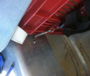 Rowboat Storage Bench Seat 1
