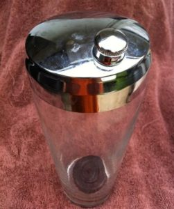 Shaker With Agitator Piece Inside 2