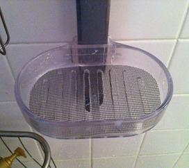 Soap Dish Screen