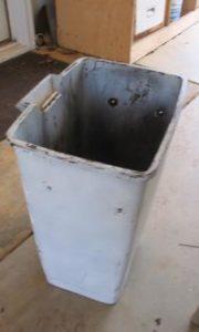 Trash Can Modification
