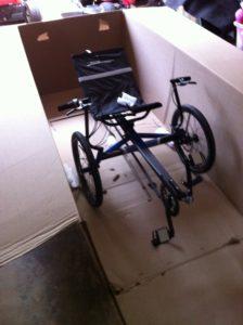 Trike In Box