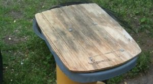 Wood Chipper Cover 1