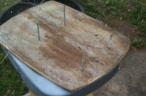Wood Chipper Cover