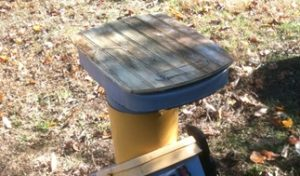 Wood Chipper Cover 4