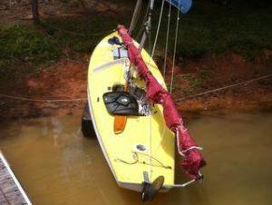 sunfish sail cover