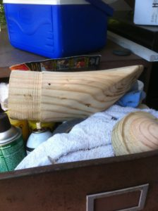 """Idea Canoe 4"""" Outrigger Tube"""