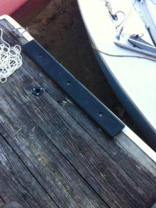 Idea .011113 Dock Skid Plate