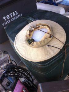 Idea .090713 Hat Floatation Insert