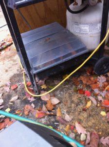 Idea .203200 Charcoal Grill Storage Box 1