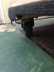 Idea .204200 Caster Screw In Brake 1