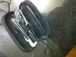 Idea Small Comb In Clipper Case 1
